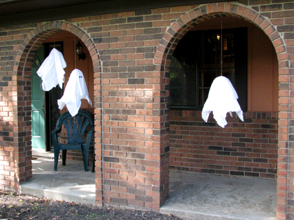 Project Flashback – Stiff, Fabric Ghosts